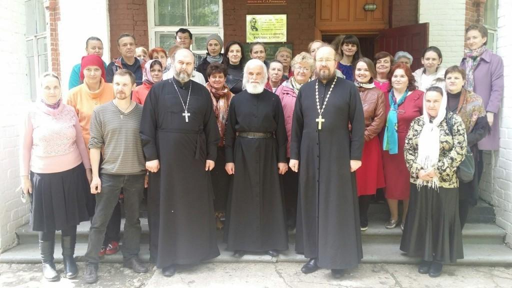 Епископ Адриан: возродить традиции сельской школы