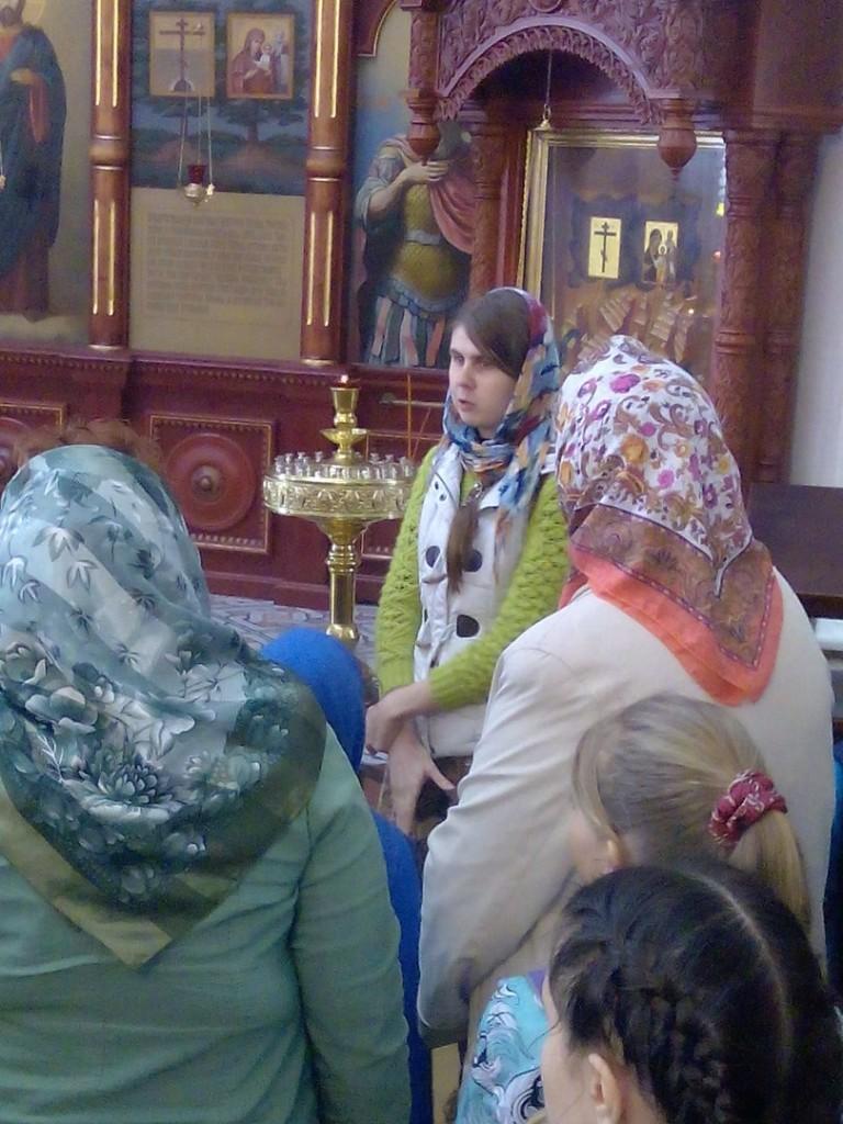 Гости фестиваля в Оковецком соборе
