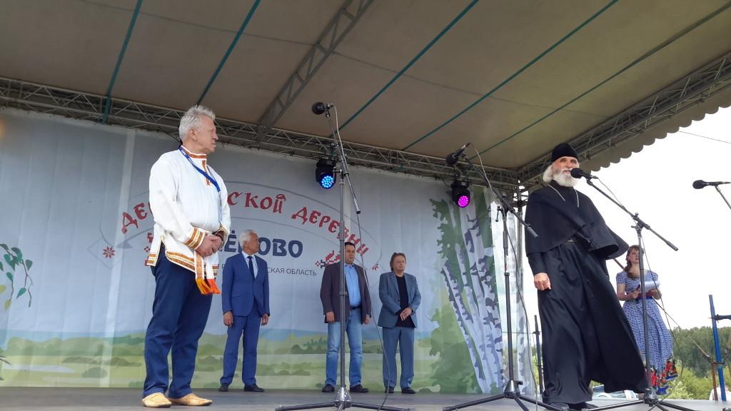 Епископ Адриан: «Когда мы говорим о русской деревне сегодня, это означает, что мы говорим о России завтра»