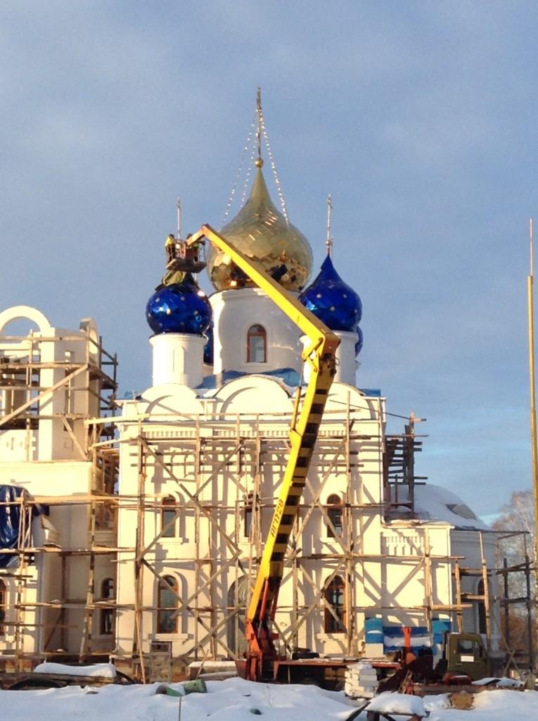 Хроники Знаменского храма: видимые и невидимые