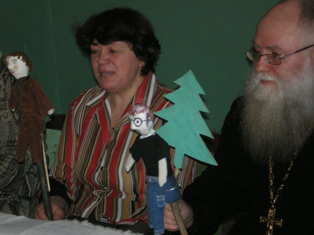 Тихий вечер  Две пьесы о Рождестве Христовом для воскресных школ