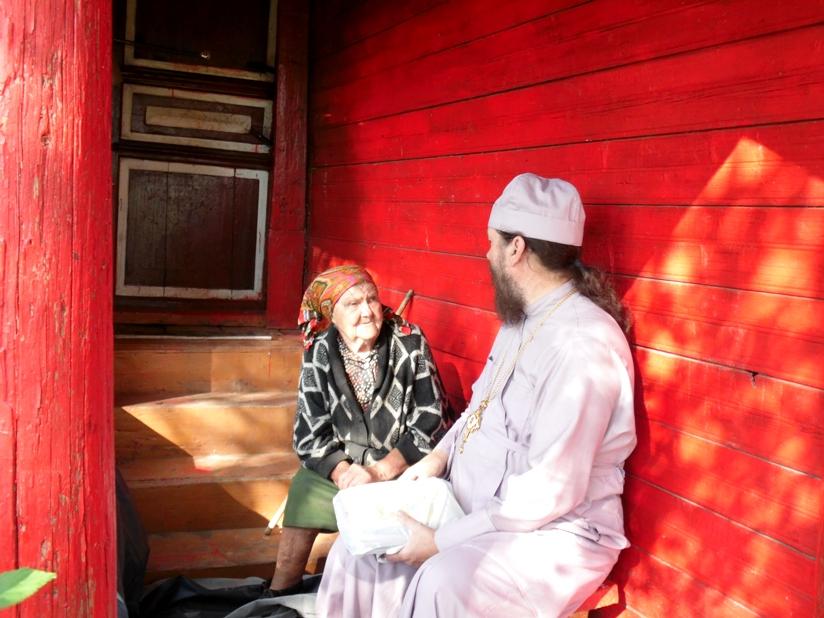 История одной жизни. Рассказ бабушки Серафимы