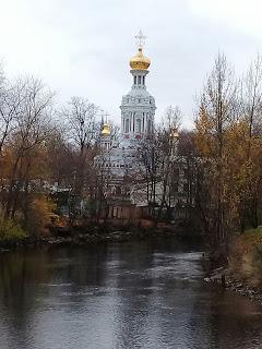 Моё открытие России. Заметки православного прихожанина