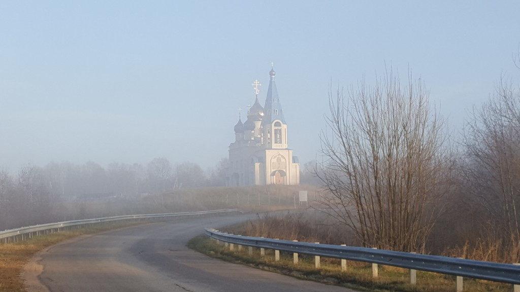 Престольный праздник в Щеколдино