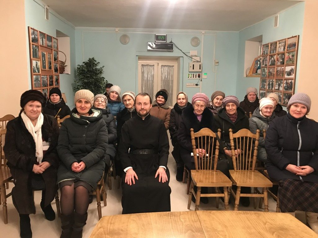 Курсы в храме Новомучеников и Исповедников Российских