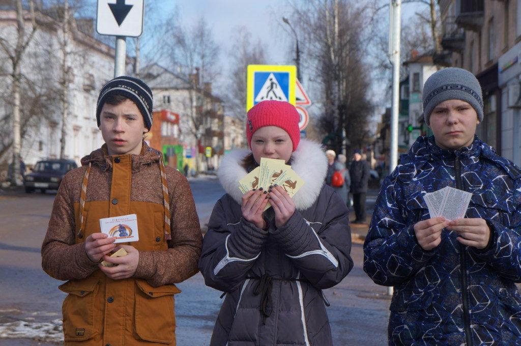 Нелидовское благочинии начало свою традиционную акцию «Помни о нас, Россия!»