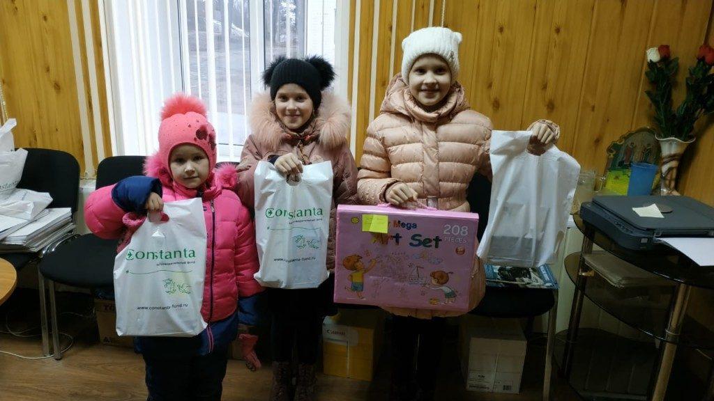Конкурс детского творчества в Белом